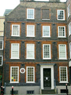Samuel Johnson's House